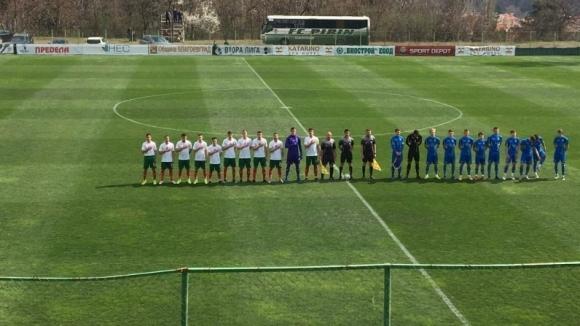 Националният отбор на България по футбол за юноши до 18