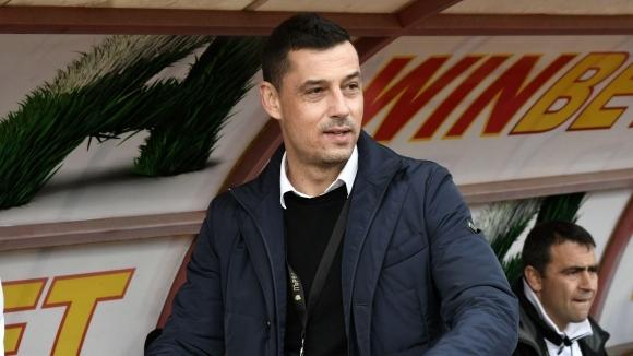 Треньорът на Берое Александър Томашкоментира контролата срещу Локомотив (Пловдив), завършила