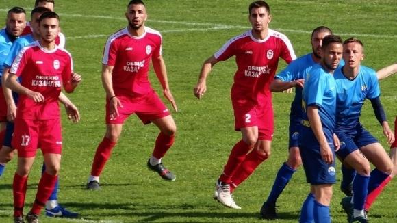 Марица и Розова долина завършиха наравно 0:0 в мач от