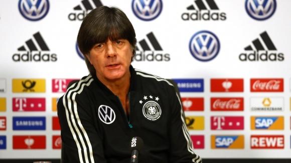 Селекционерът на Германия Йоахим Льов е убеден, че тимът му