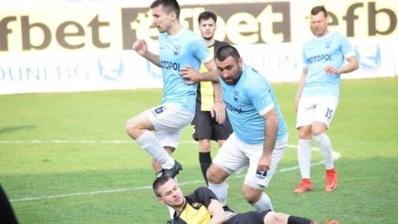 Отборът на Созопол спечели очаквана победа с 3:1 над Борислав