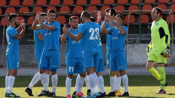 Отборът на Пирин (Разлог) победи с 2:0 Балкан (Ботевград) в