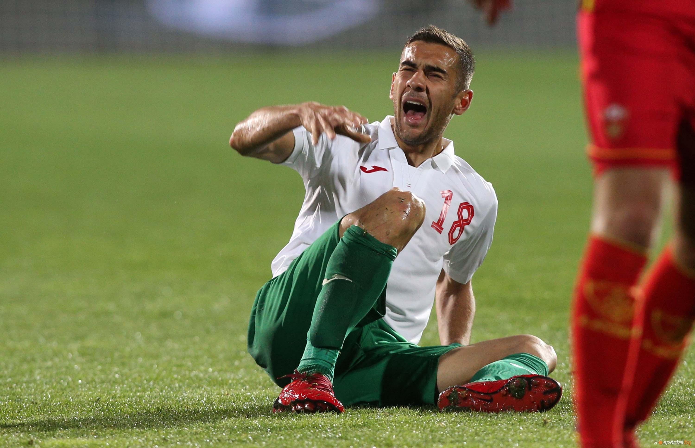 Сезонът за българския национал Ивайло Чочев приключи, информират медиите в