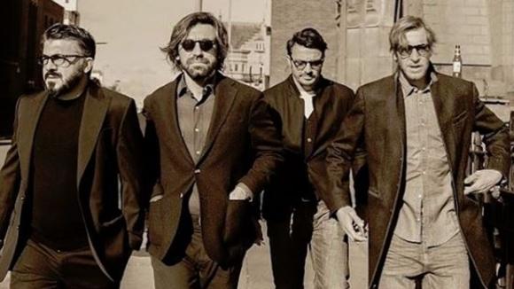 Четири от бившите звезди на Милан си направиха култова снимка