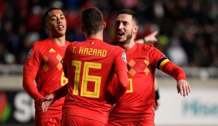 Белгия спечели лесни 3 точки при визитата си на Кипър