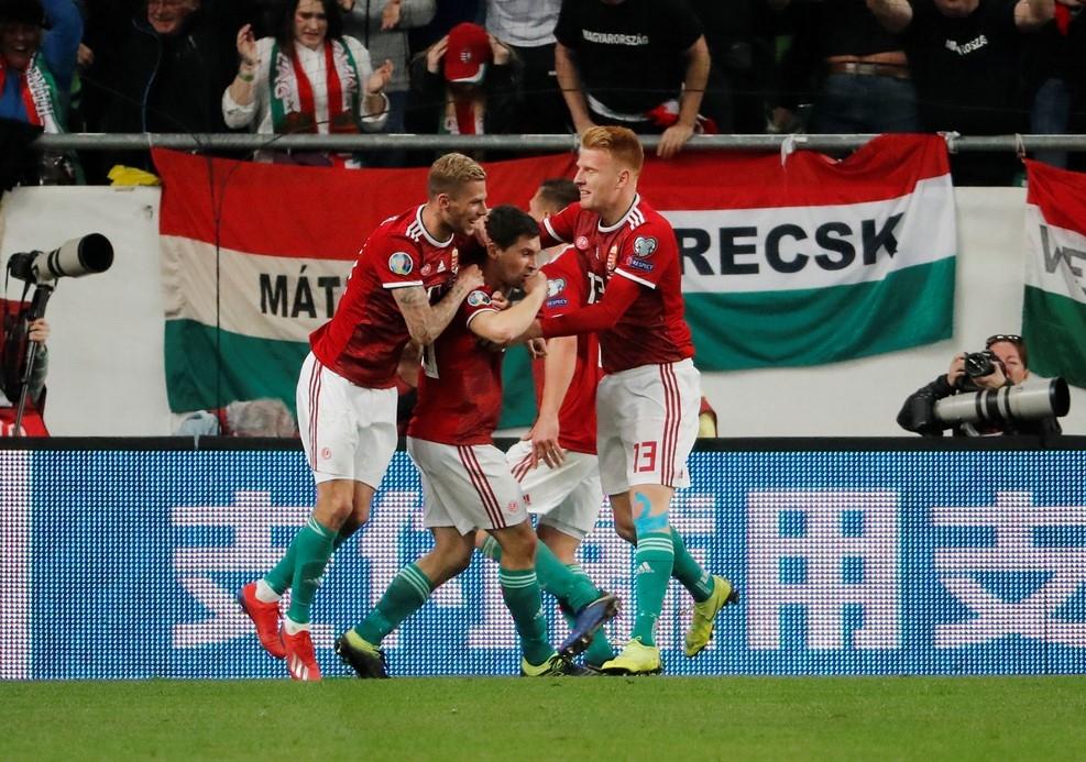 Унгария стигна до обрат и победа с 2:1 над финалиста