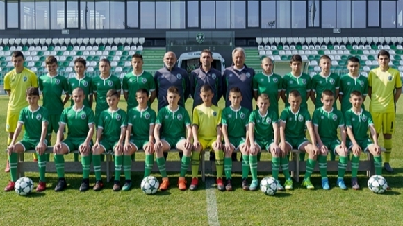 Лудогорец U14 завоюва важна победа с 1:0 над Левски (София)