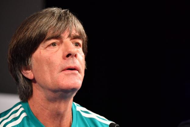 Селекционерът на германския национален отбор Йоахим Льов беше доволен след