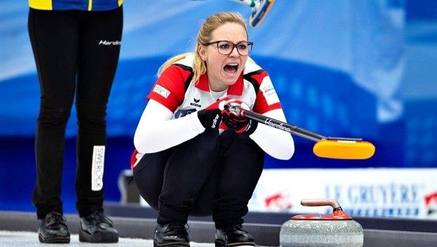 Швейцария победи Швеция с 8:7 и спечели седма световната титла