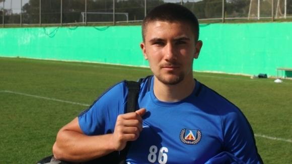 Водещи клубове в Италия следят изкъсо големия талант на Левски