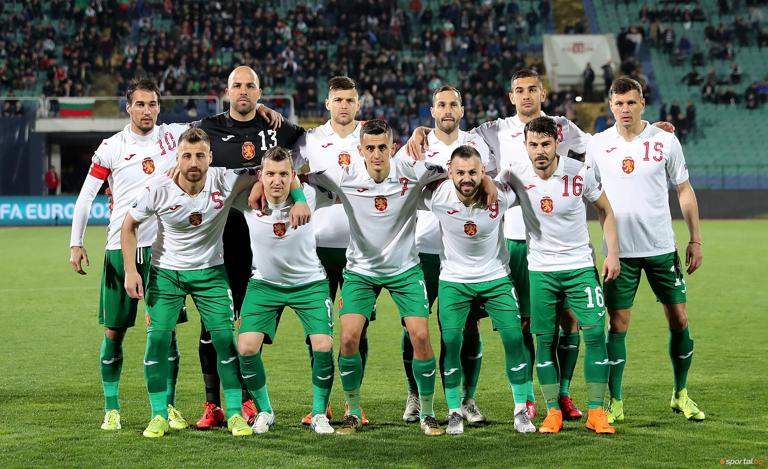 Българският национален отбор гостува в Прищина на Косово във втората