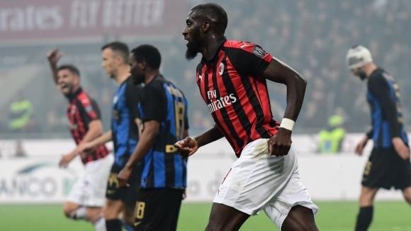 Италианският гранд Милан е решил да задържи Тиемуе Бакайоко, съобщава