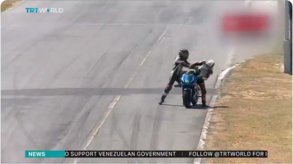 Двама мотоциклетисти от Коста Рика получиха двугодишни забрани да се