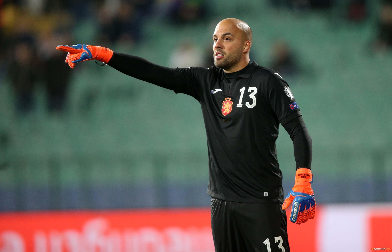 Вратарят на националния отбор Николай Михайлов призна, че мачът срещу
