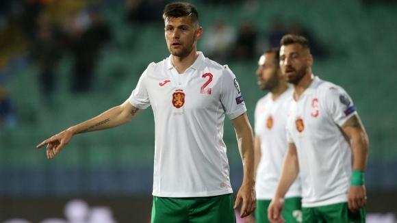 Крайният бранител на България Страхил Попов заяви, че отборът се