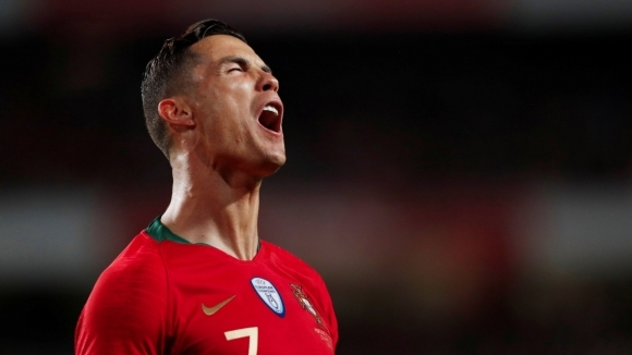 Кристиано Роналдо е оптимист, че ще се възстанови бързо от