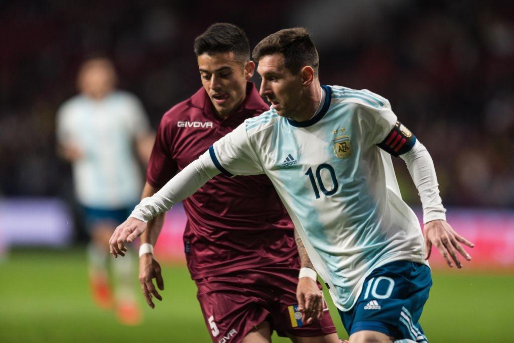 Лионел Меси ще бъде в състава на Аржентина за турнира