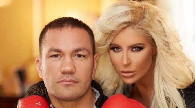 Половинката на боксьора Кубрат Пулев певецата Андреа написа пост във