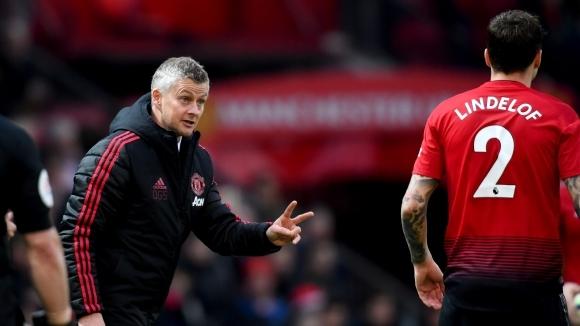 Защитникът на Манчестър Юнайтед Виктор Линдельоф изрази надежда, че временният