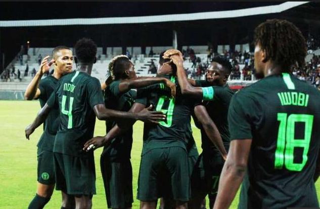 Националният отбор на Нигерия победи с 1:0 Египет в приятелски