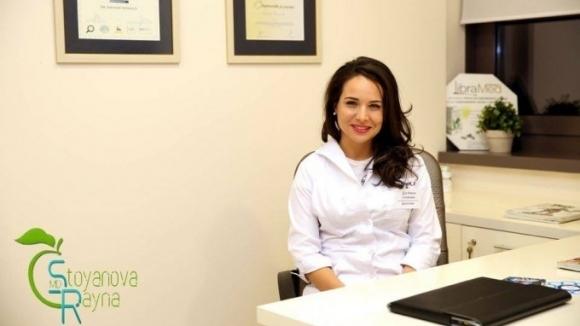 Д-р Райна Стоянова е четвъртият гост-лектор на първото издание на