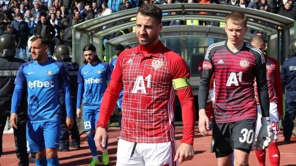 Капитанът на ЦСКА-София Николай Бодуров е напълно готов за четвъртфиналния