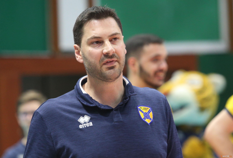 Волейболистите на Хебър (Пазарджик) надиграха като домакини Добруджа 07 (Добрич)