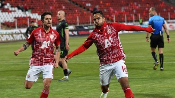 Снимка: 11-те на ЦСКА-София и Берое, по една голяма изненада в двата състава