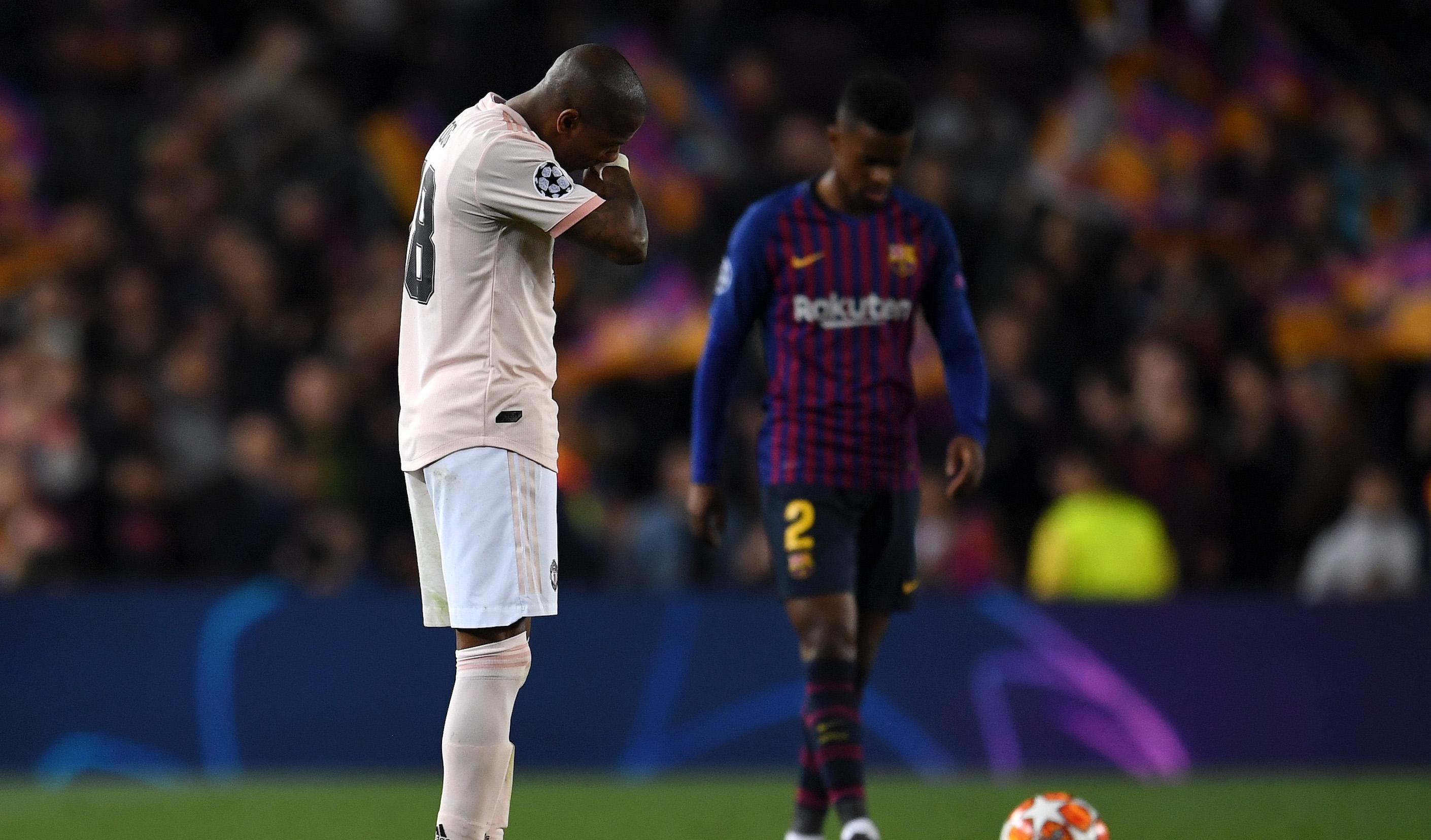 Запалянковци на Манчестър Юнайтед засипаха с обиди капитана на тима