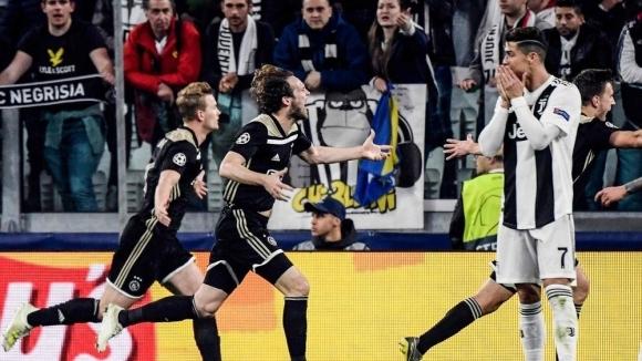 Снимка: Анчелоти отсече: В Италия не може да има клуб като Аякс