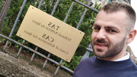 Снимка: КАС анулира решението на ФИФА по делото Берое срещу Спас Делев