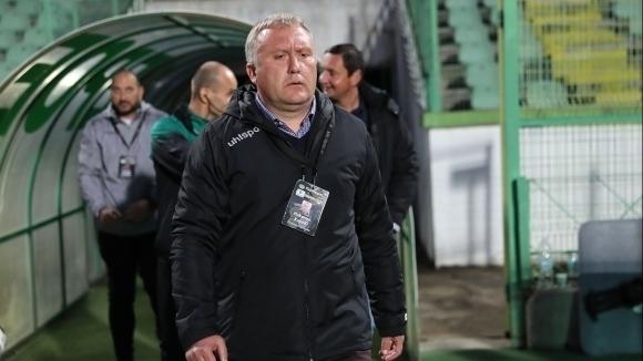 Старши треньорът на Ботев (Пловдив) Николай Киров определи група от