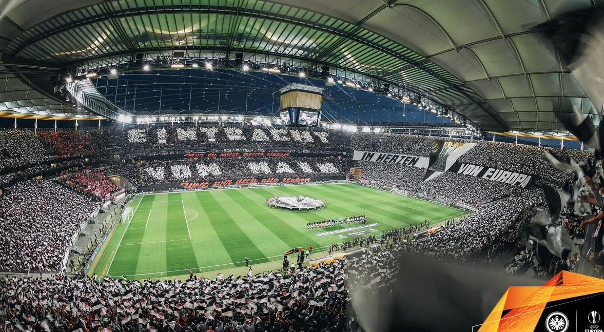 Айнтрахт (Франкфурт) продаде всички билети за домакинския си мач срещу