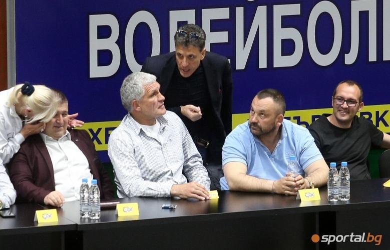 Снимка: Сашо Везенков: Валентин Златев винаги е бил до нас и продължава да бъде