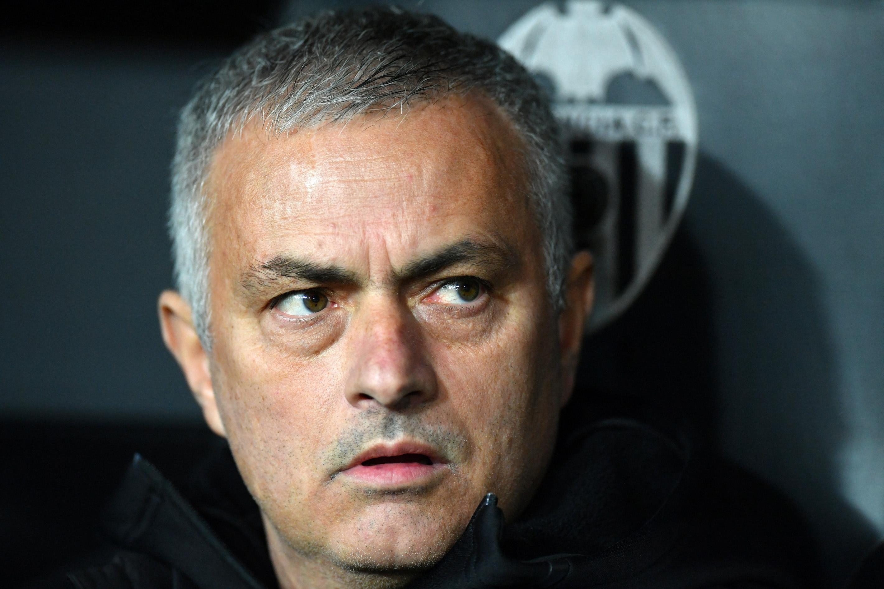 Провалът на Жозе Моуриньо в Манчестър Юнайтед този сезон не