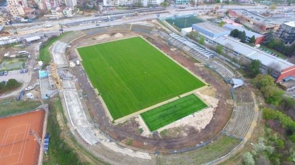 Снимка: Общината дава 560 753 лева за стадион