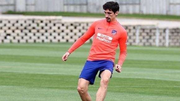 Снимка: Атлетико ще може да разчита на Стефан Савич срещу Валенсия