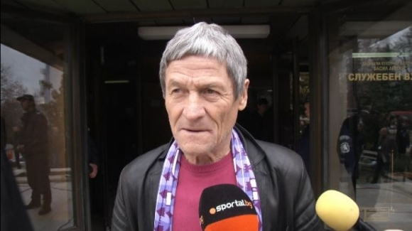 Легендата на Ботев (Пловдив) и на българския футбол Динко Дерменджиев-Чико