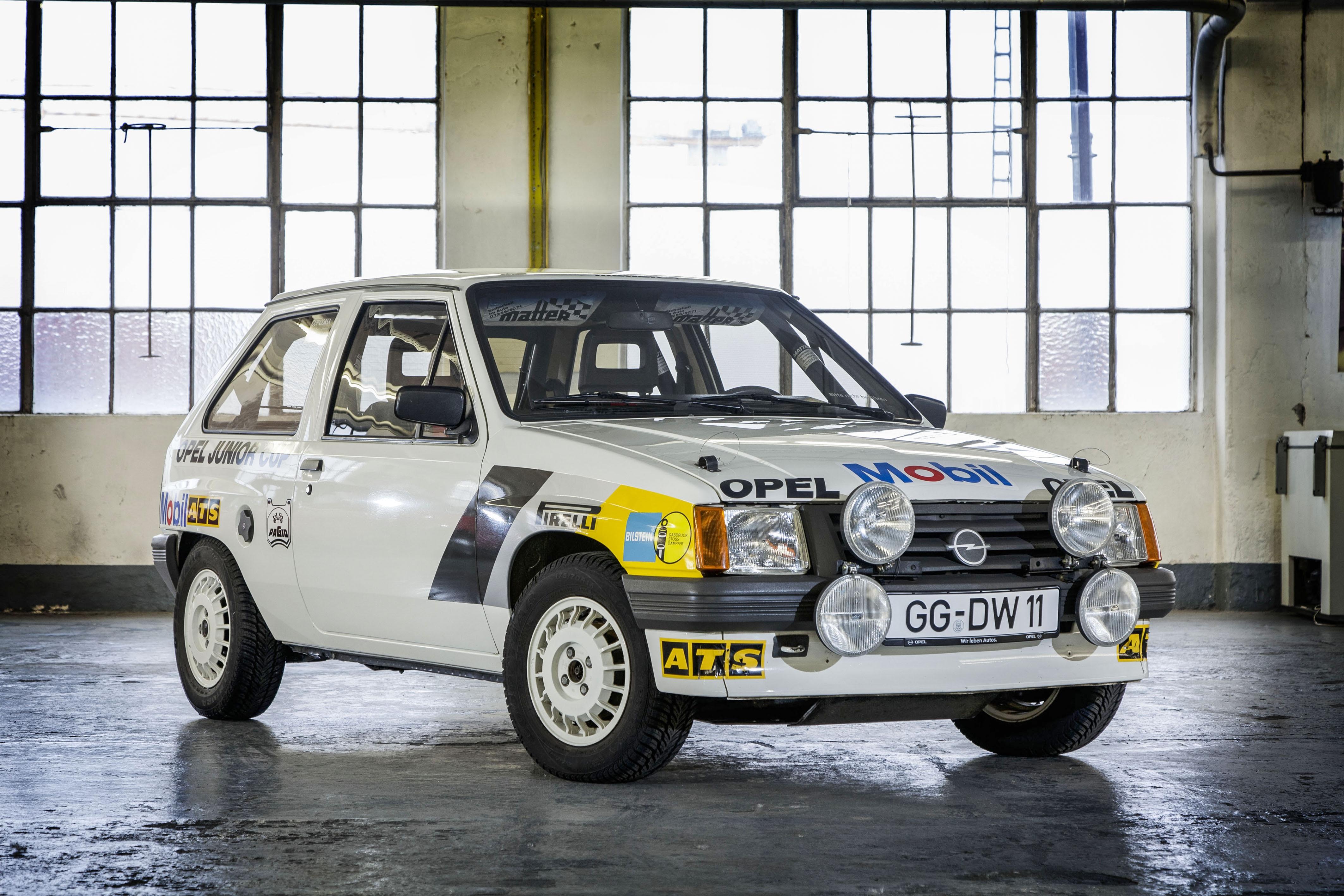 Снимка: Осмо издание на Bodensee Klassik: звездите на Opel в рали спорта са готови за старт