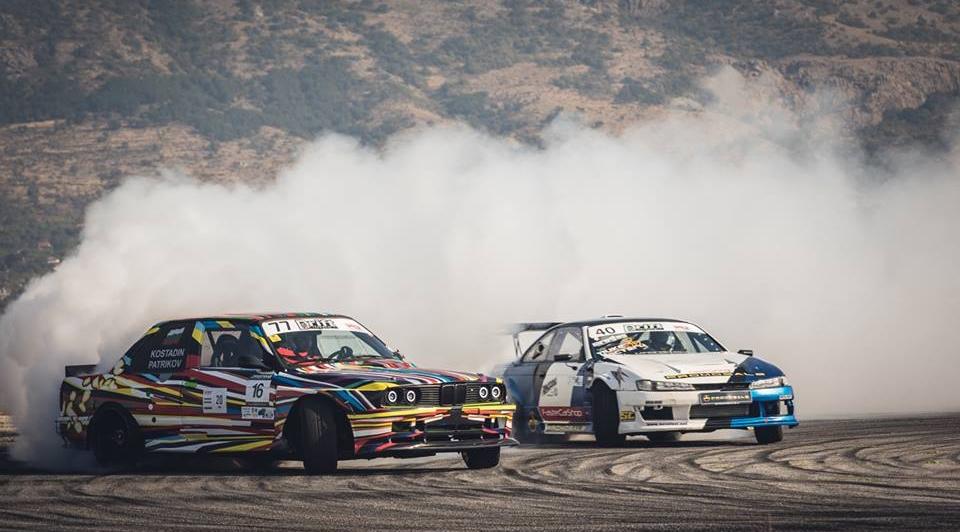 Снимка: Националният дрифт шампионат стартира в Сливен