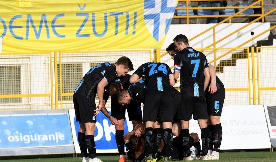 Риека и Динамо (Загреб) ще определят носителя на Купата на