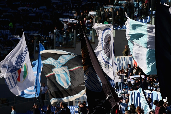 Ръководството на италианския клуб Лацио обвини