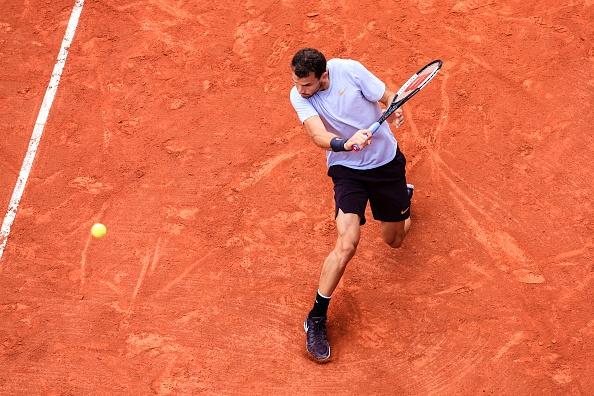 Най-добрият ни тенисист Григор Димитров играе днес с