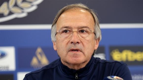 Старши треньорът на Левски Георги Дерменджиев говори преди мача 31-ия
