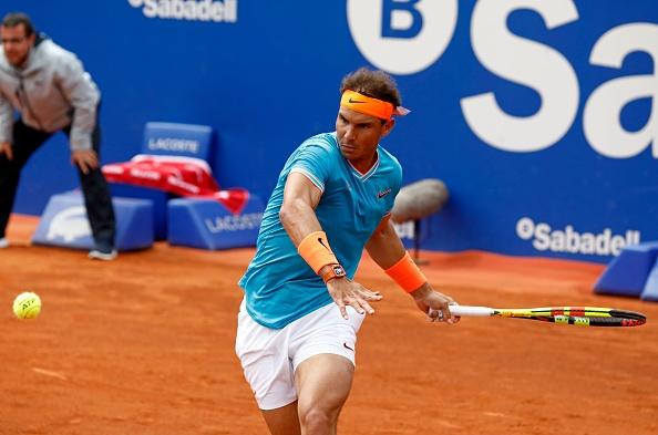 11-кратният шампион Рафаел Надал (Испания) се класира за четвъртфиналите на