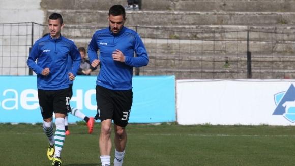 Треньорът на Черно море Илиан Илиев определи групата за утрешния