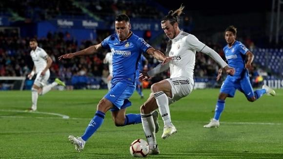 Ясни са стартовите единадесеторки на Хетафе и Реал Мадрид, които