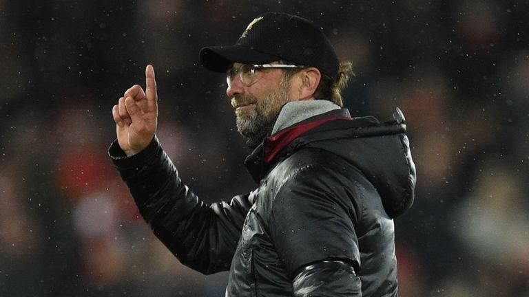 Мениджърът на Ливърпул Юрген Клоп заяви, че отборът му е