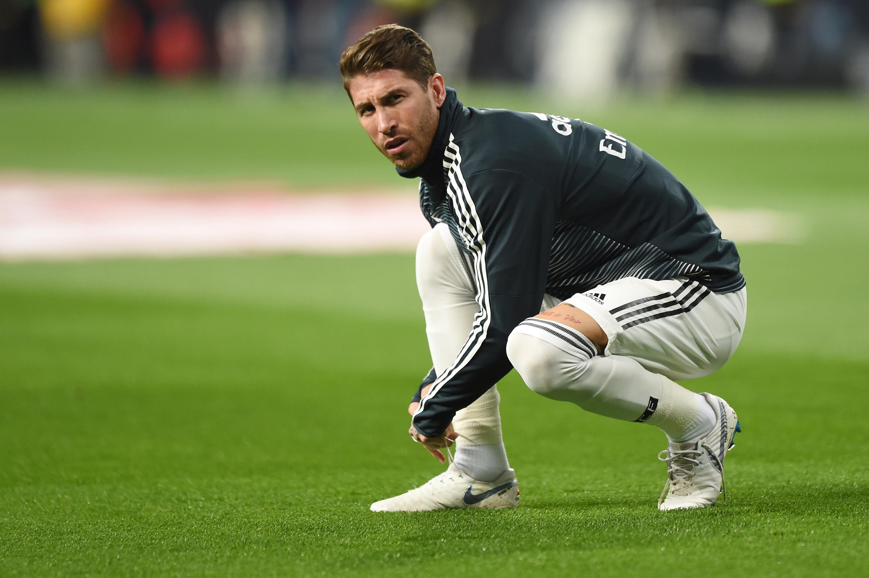 Снимка: Рамос не познал един от новите в Реал, за когото платиха 45 млн.