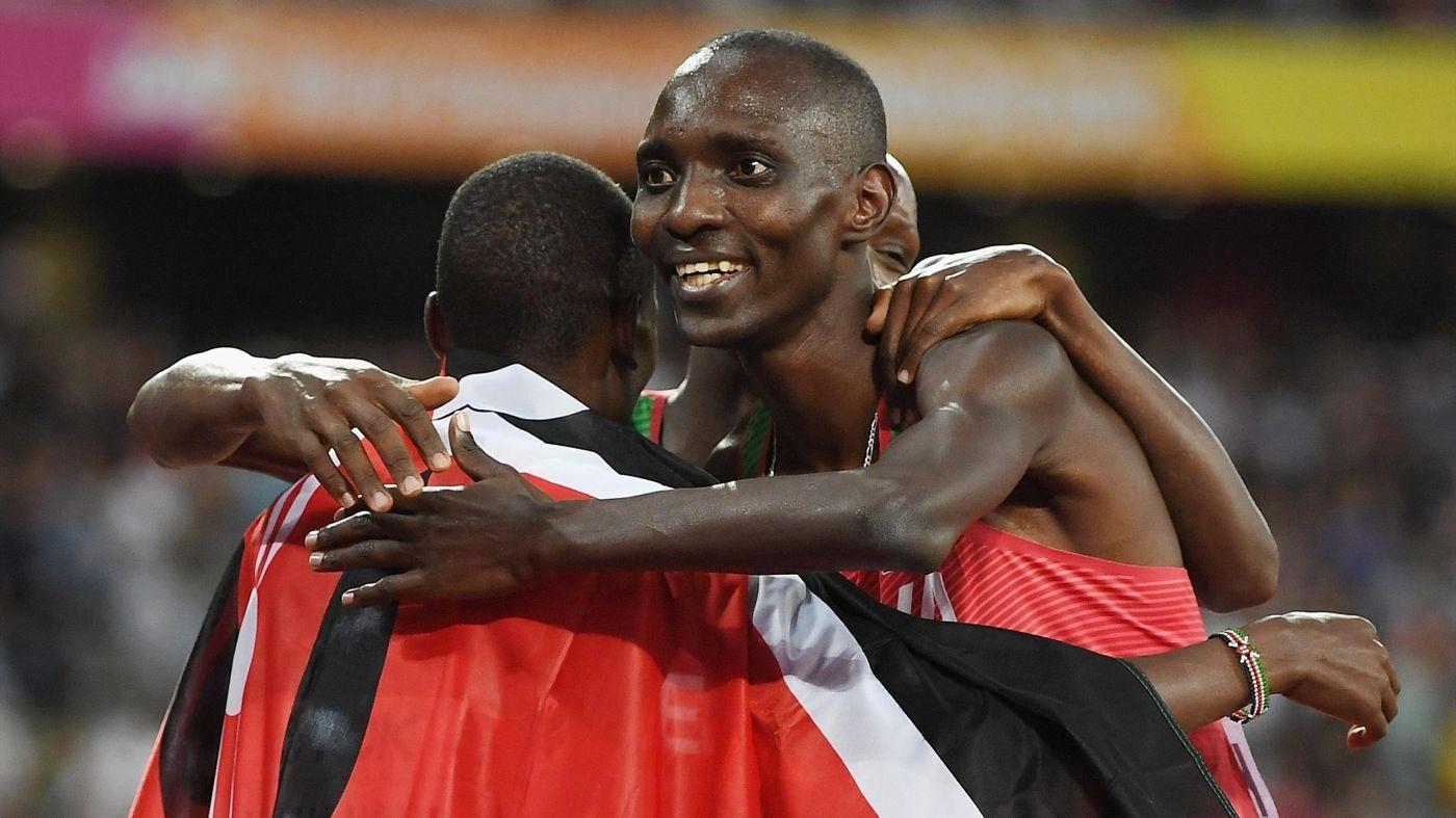 Уличеният в употреба на допинг кенийски атлет Асбел Кипроп няма